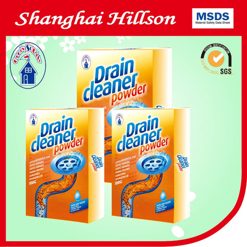 Kitchen Pipe Sink Drain Cleaner Used In Kitchen/bathroom/toilet - FOB:US$ - MOQ:
