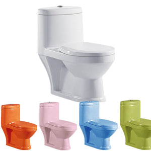 China Sanitary Ware Factory Supply Bathroom Baby Closestool One Piece Kids Potty Toilet Bath Color Toilets - Buy Kids Toilet,Baby Closestool,Bathroom Toilet Product on Alibaba.com