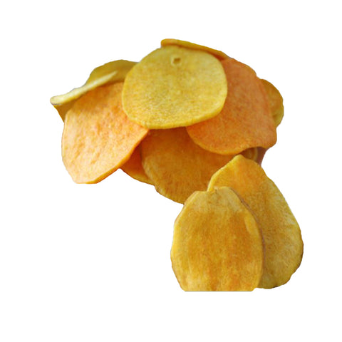 Dried Organic Food Vacuum Fried Sweet Potato Chips Ready To Eat - FOB:US$ - MOQ: