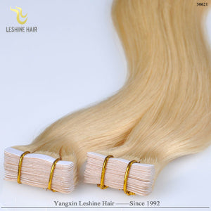 Color Double Drawn Hand Tied Strong Tape Hair Extension - Buy Hand Tied Tape Hair Extension Product on Alibaba.com