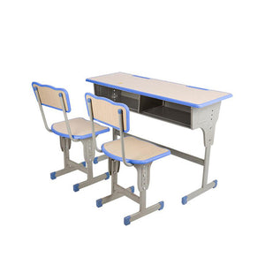 Combo Double Classroom Furniture School Desk And Chair Design Modern For Sale - Buy Cheap School Desk And Chair,Middle School Desk And Chair,Adjustable School Desk And Chair Product on Alibaba.com