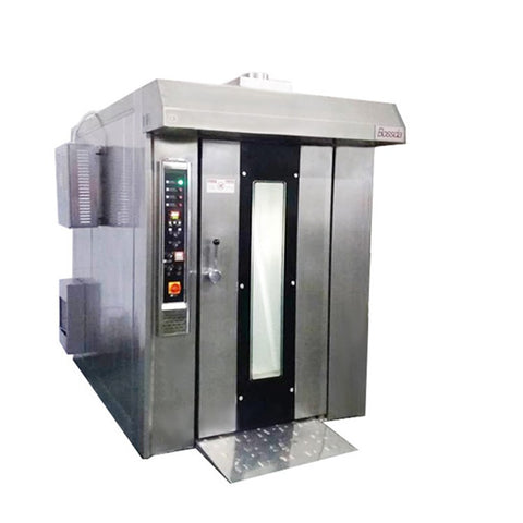 Commercial Automatic Bakery Gas Electric Bread Baking Oven/bakery Machinery For Bread Making/bakery Rotary Rack - FOB:US$ - MOQ: