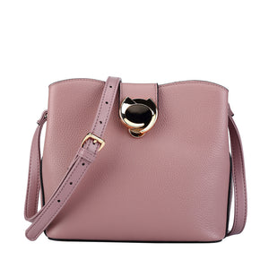 Ladies Genuine Leather Handbag - FOB:US$ - MOQ: