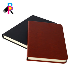 Custom Logo Promotional To Do List Office Leather Notepad A5 - FOB:US$ - MOQ: