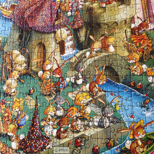 Custom Wholesale Jigsaw Puzzles Manufacturers - FOB:US$5.50 - MOQ:500