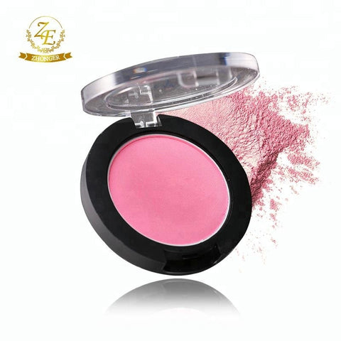 Own Brand Highlight Makeup Blush For Cheek Makeup - FOB:US$ - MOQ: