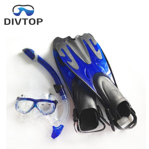 Diving Equipment Wholesale Consum Mask Snorkel And Free Diving Fin - FOB:US$ - MOQ: