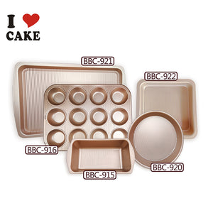 Durable 38*29*3cm Nonstick Bakeware 12-cup Muffin Pan - FOB:US$ - MOQ: