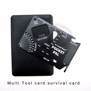 Edc Tools Hot Selling Outdoor Survival Gear Multi Credit Card Knife Multi Tool Card Survival Card Xf0121. - Buy Army Survival Card Multi Tool,Multifunctional Tool Card,Outdoor Survival Gear Product on Alibaba.com