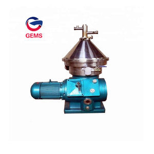 Electric Control Different Capacity Centrifugal Separation Milk Dairy Processing Machine -  FOB:US$ - MOQ: