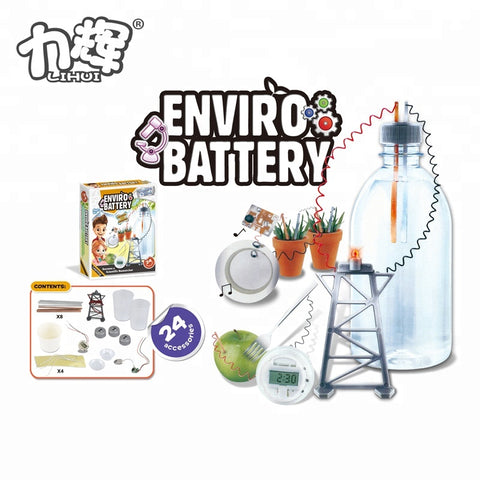 Environmental Science Series Toys For Kids Educational - FOB:US$ - MOQ: