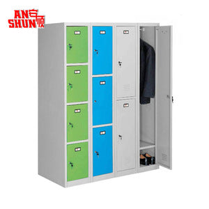 College School Metal Storage Cabinet - FOB:US$33.00 - MOQ:20