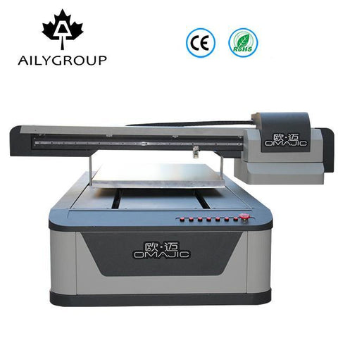 Mini Digital Flatbed Uv Printer For Glass/acrylic/ceramic Printing Manufacturer Machine - FOB:US$ - MOQ: