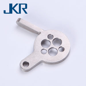 Punching and Drilling CNC Machine Lath Parts - FOB:US$ - MOQ: