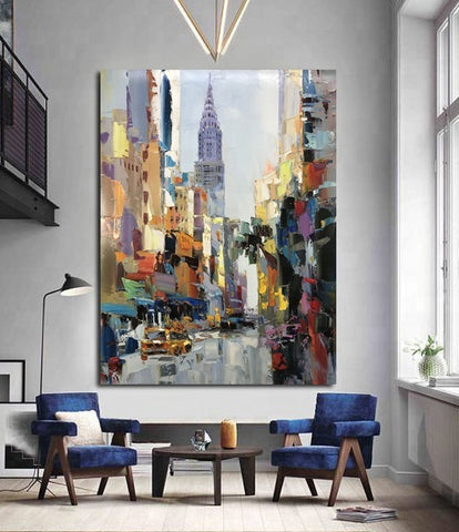 Wall Art Oil Paintings For Living Room Wall - FOB:US$ - MOQ: