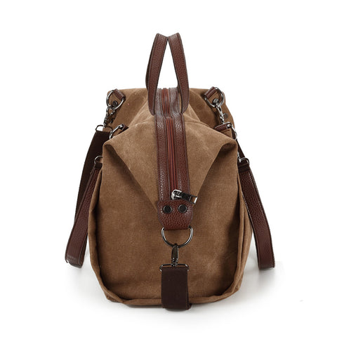 Canvas Handbag For Women - FOB:US$ - MOQ: