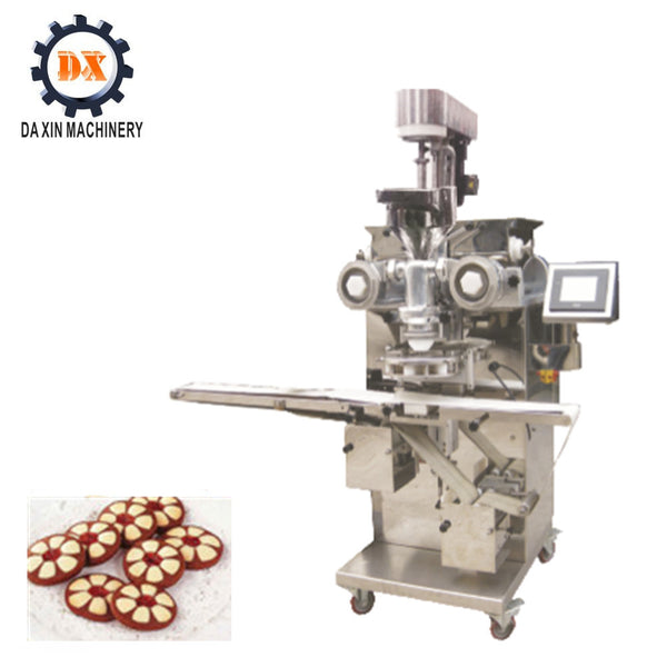 Flower Marzipan Confectionery Making Machine/cookie Machine - Buy Encrusting Machine,Automatic Biscuit Making Machine,Kebab Making Machine Product on Alibaba.com