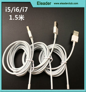 For Iphone Data Charging Cable Cord Charger 1m 2m 3m - FOB:US$ - MOQ: