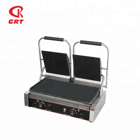 Grt-810-2a Commercial Grill Panini Sandwich Maker - FOB:US$ - MOQ: