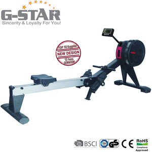 Gs-7199 New Design Indoor Rower Rowing Machine For Commercial Use - FOB:US$ - MOQ: