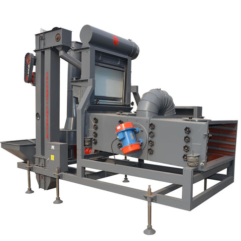 Grain Cleaning Machine For Wheat Corn Bean - Buy Cocoa Bean Cleaning Machine,Machines For Cleaning Seeds,Corn Cleaning Machine Product on Alibaba.com