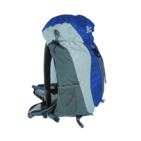 Steel Back Frame Camping Hiking Backpack Bag - FOB:US$25.00 - MOQ:1000