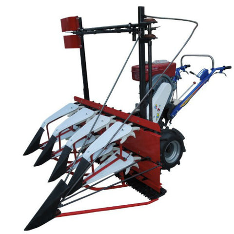 Mini Corn Harvester Machine - FOB:US$5,500.00 - MOQ:1