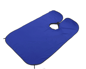 Cutting Beard Apron Cape for Shaving Hair Catcher - FOB:US$1.98 - MOQ:200