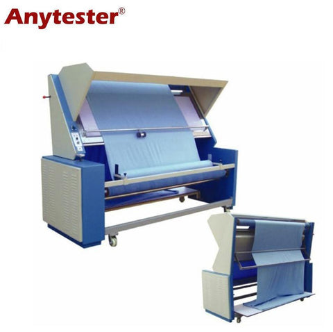 Fabric Inspection Machine, Automatic Edge Fabric Inspection - FOB:US$3,850.00 - MOQ:10