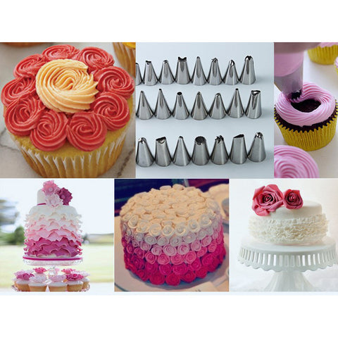 Cake Supplies Decorating Tools High Quality Baking Tools - FOB:US$3.85 - MOQ:100