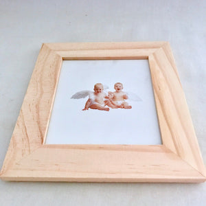 Wooden Photo Frame Picture Frame Square - FOB:US$0.66 - MOQ:500