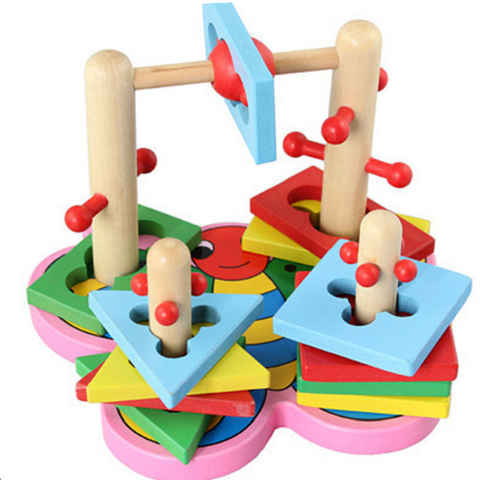 Developmental Toys, Wooden Toys - FOB:US$4.54 - MOQ:180