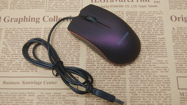1/1.5 Meter Wired USB Mouse Universal Mouse - FOB:US$1.10 - MOQ:100