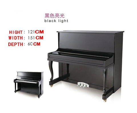 Classic Series Black Upright Piano Fep-21 - FOB:US$2,618 - MOQ:1