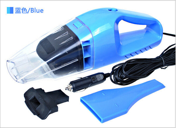 12V Hoover Vacuum Cleaners Mini Car Vacuum Cleaner - FOB:US$5.50- MOQ:1000