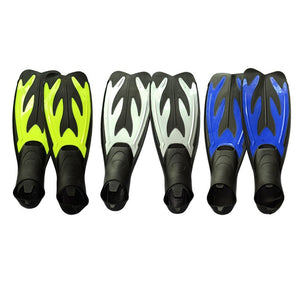 Rubber Diving Fins Flipper For Swimming - FOB:US$4.85-13.00 - MOQ:1000