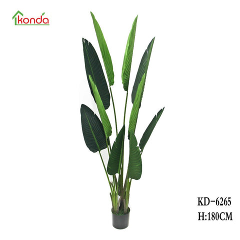 Artificial Plastic Banana Tree Fake Banana Bonsai - FOB:US$5.00-22.00 - MOQ:100