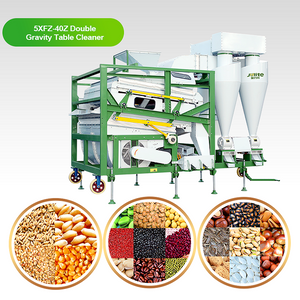 Cocoa Bean Rice Paddy Sunflower Cleaning Machine - FOB:US$11,000.00 - MOQ:1