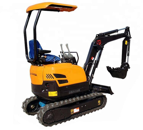 High Efficiency New 1.6ton Small Excavator Price Made In China - Buy Small Excavator,1600kg Crawler Excavator Xn16,1.6ton Small Excavator Product on Alibaba.com