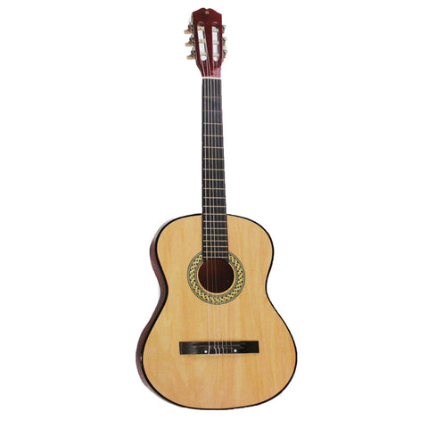 High End Full-size Classical Basswood 39 Inch Classic Guitar - FOB:US$ - MOQ: