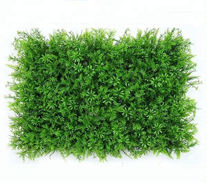 High Quality Artificial Green Hedge Vertical Wall Plant Boxwood Panel - FOB:US$ - MOQ: