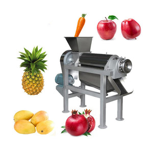 Commercial Fruit Juice Making Machines Industrial Fruit Juice Extractor Processing Plant - FOB:US$ - MOQ: