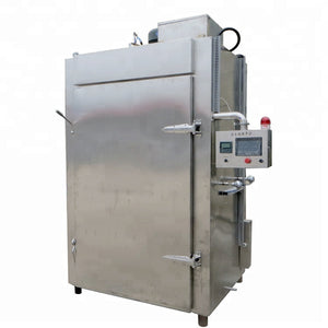 High Quality Fish Smoking Machine /meat And Fish Smoked Oven - FOB:US$ - MOQ: