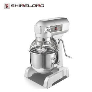 Bakery Planetary Mixers Bread Dough Mixer Prices Three Stirrers - FOB:US$ - MOQ: