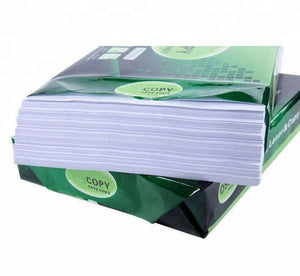 High Quality Copier A4 Letter Size Printer Paper 70g 75g 80g - FOB:US$ - MOQ: