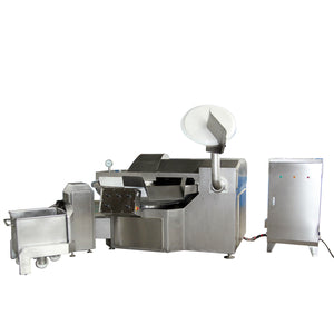 304 Stainless Steel Meat Grinder Meat Bowl Cutter/meat Processing Plant - FOB:US$ - MOQ: