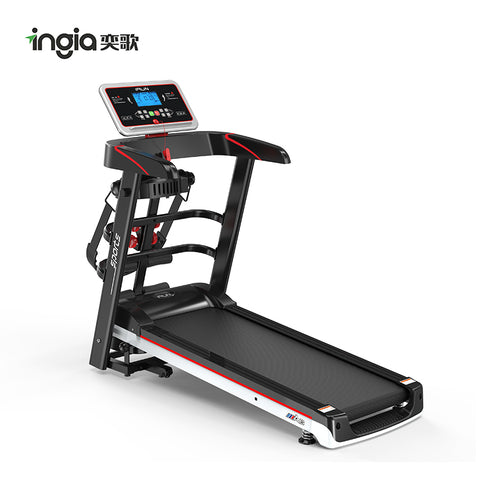 Home Used Folding Electric Motorized Treadmill With 0.6hp Ac Motor - FOB:US$ - MOQ: