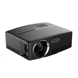 1800lm 1920*1080 Hd Home Theater Led Projector With Remote Controller Support Hdmi,Vga,Av,Usb - FOB:US$ - MOQ: