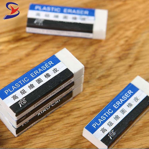 Hot Selling Square Rubber Eraser High Quality Pencil Eraser - FOB:US$ - MOQ: