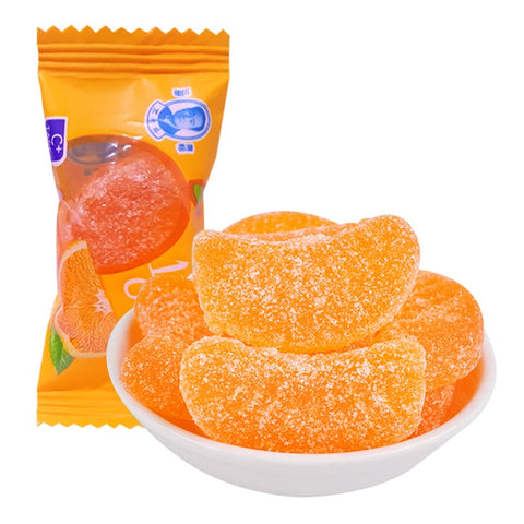 Hot Sale Custom Jelly Juicy Fruits Gummy Candy - Buy Gummy Candy,Juicy Fruits Candy,Jelly Candy Product on Alibaba.com